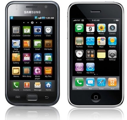 samsung apple iphone android samsung galaxy mobile smartphone legal