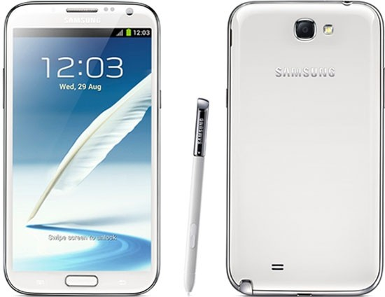 samsung galaxy note android jelly bean samsung galaxy note ii