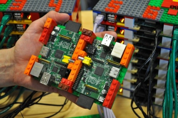 university raspberry legos raspberry pi supercomputer
