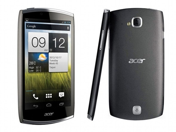 google acer android