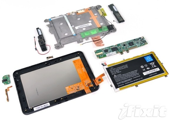 ifixit kindle fire amazon kindle fire hd