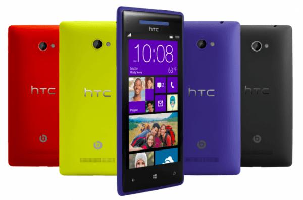 windows phone htc lte
