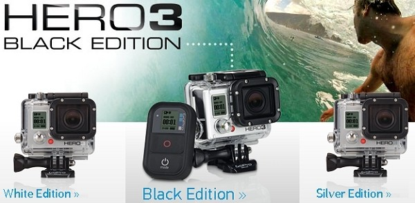 gopro hero gopro hero 3 4k video