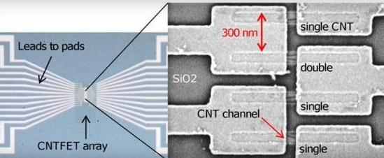 ibm carbon nanotube