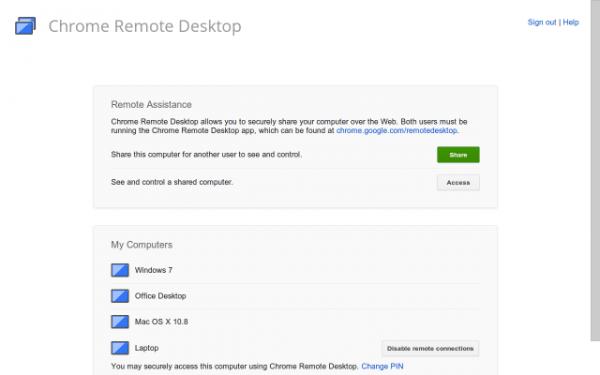 chrome remote desktop google chrome chrome os chromebook rdc