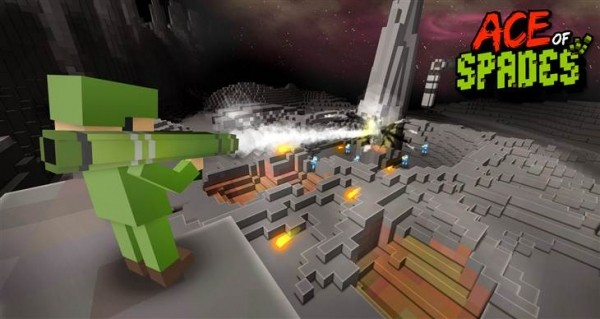 ace spades minecraft team fortress ace of spades