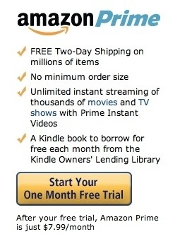 amazon offers monthly prime plan