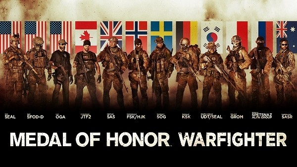 navy seals ea video game medal of honor warfighter