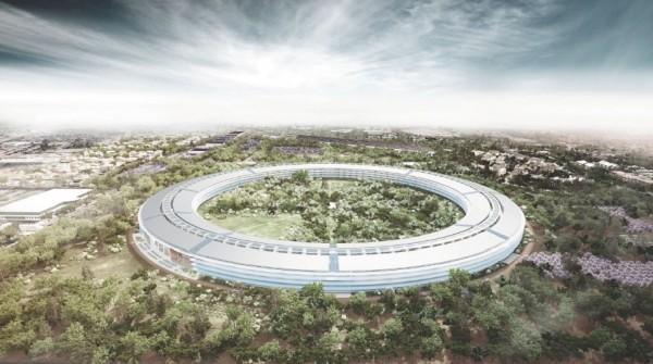 apple spaceship campus delayed spaceship campus