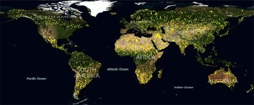 Bing Maps gets 121 terabytes of new satellite and aerial imagery – Bing Maps Satellite Image