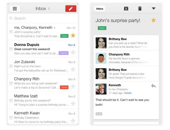 gmail iphone ipad