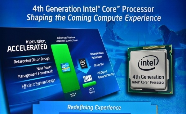intel haswell cpu core haswell cpu lineup