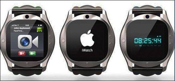 apple intel iwatch smartwatch