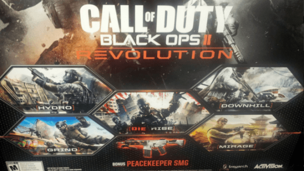 black ops revolution dlc call of duty map pack black ops 2