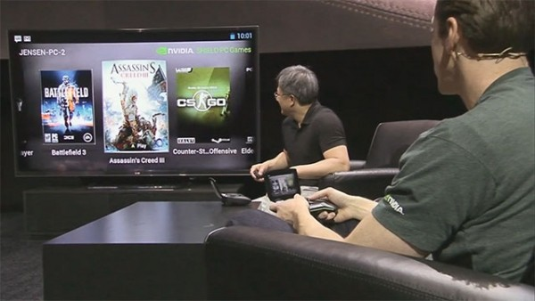 nvidia gaming console kotaku tegra 4