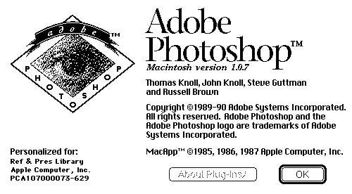 source code original version adobe photoshop released adobe photoshop