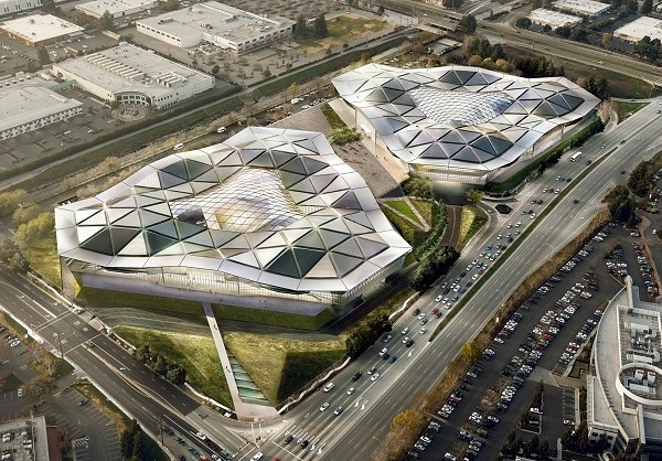 nvidia announces plans brand campus nvidia headquarters