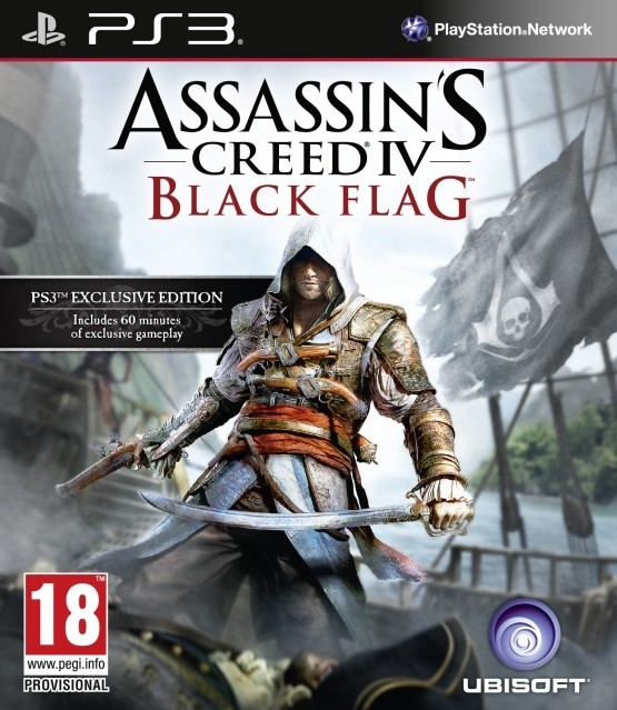 ubisoft assassin creed black flag ps3 gaming assassins creed iv