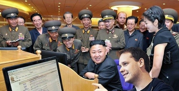pirate bay north korea bittorrent hoax tpb torrents