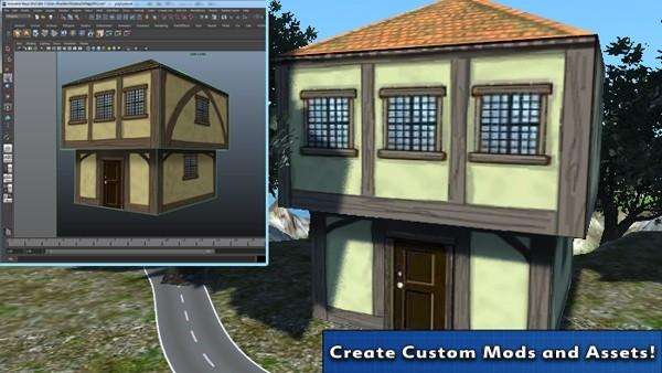 kickstarter drm simcity civitas city building game