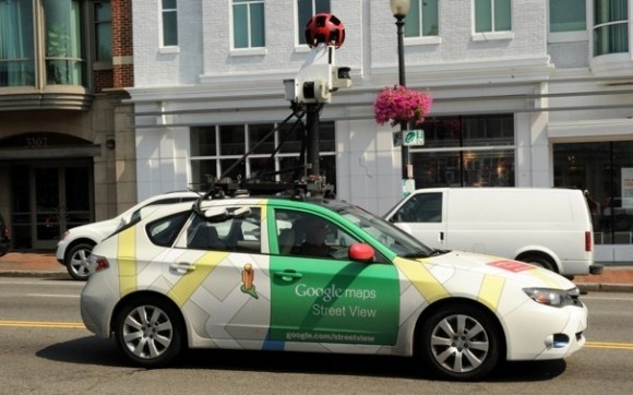 google street view fine penalty