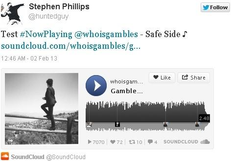rumor standalone twitter music ios twitter music app