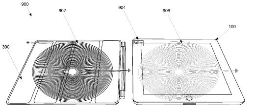 apple ipad smart cover wireless charging