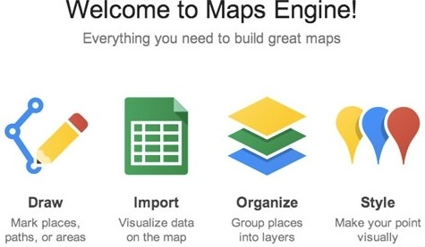 google maps engine lite beta location sets