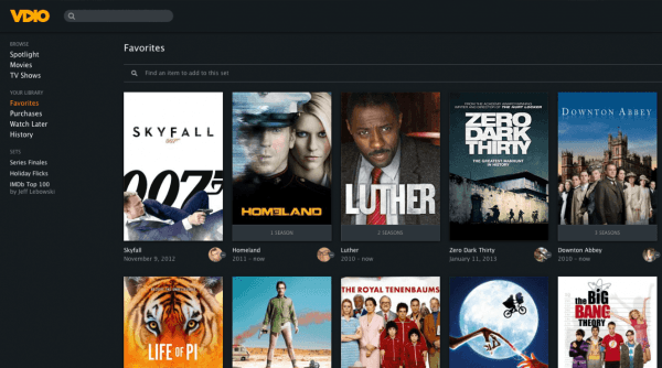 rdio launches streaming video service