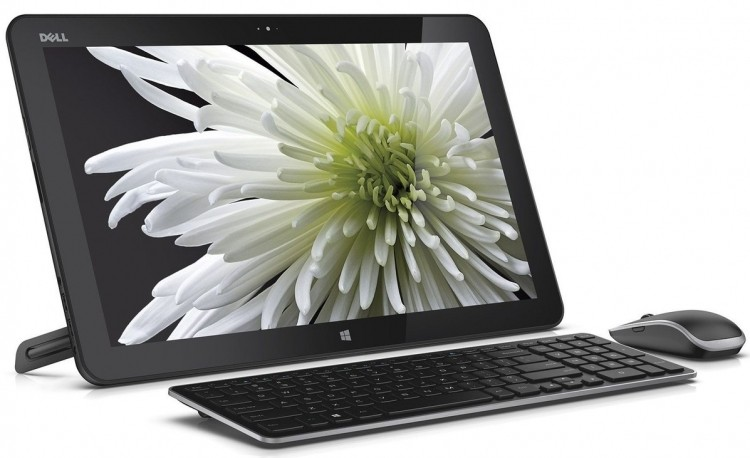 dell latitude xps touch