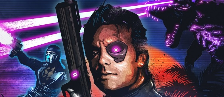 review, ubisoft, fps, far cry, kotaku, shooter, retro, blood dragon, far cry 3 blood dragon