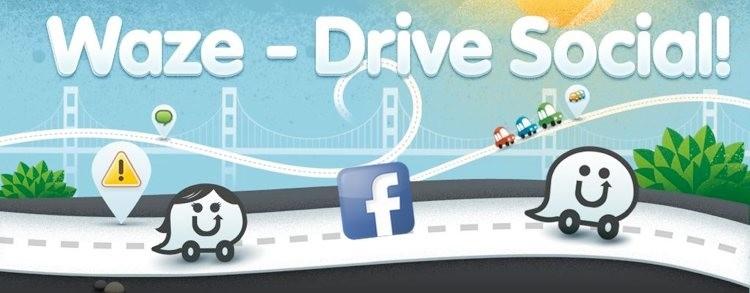 facebook, social, buyout, navigation, waze