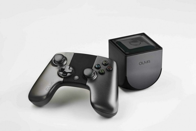 ouya android gaming console gaming