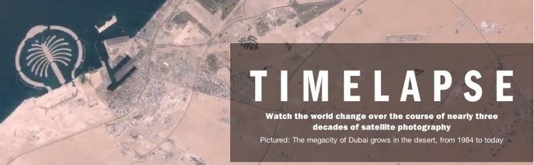 google, time, nasa, maps, earth, timelapse