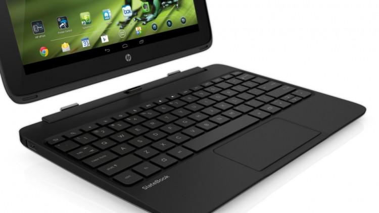 split windows android-based slatebook hp