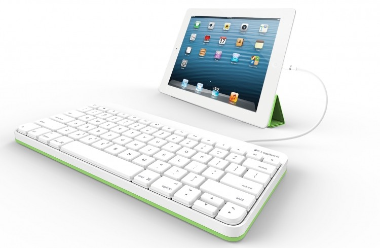 logitech, ipad, tablet, keyboard
