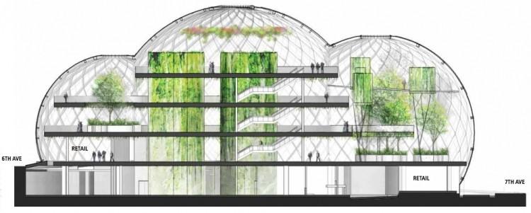 amazon seattle biosphere