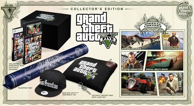 grand theft auto special editions unveiled gta 5 special editions