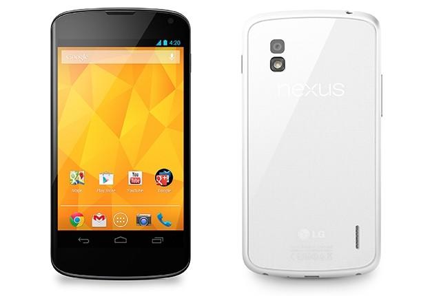 nexus google android lg nexus 4