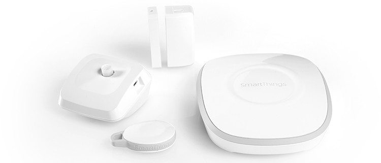 smartthings sdk home automation internet of things