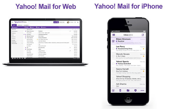 yahoo classic mail gmail mail email