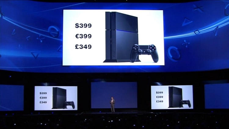 sony playstation sony video live playstation 4 e3 2013