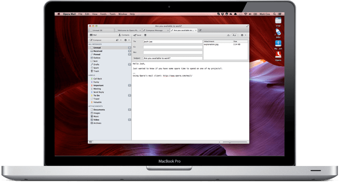 opera mail client desktop app opera mail email email client desktop client
