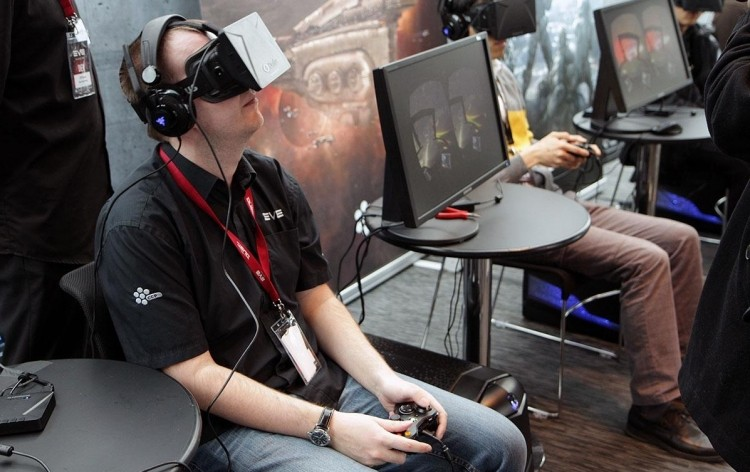gaming, investors, virtual reality, vr headset, oculus rift