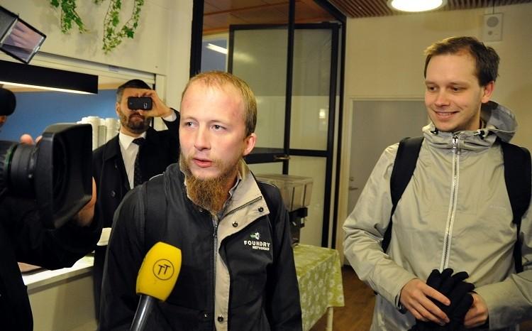 sweden, hacking, gottfrid svartholm warg, denmark, pirate bay