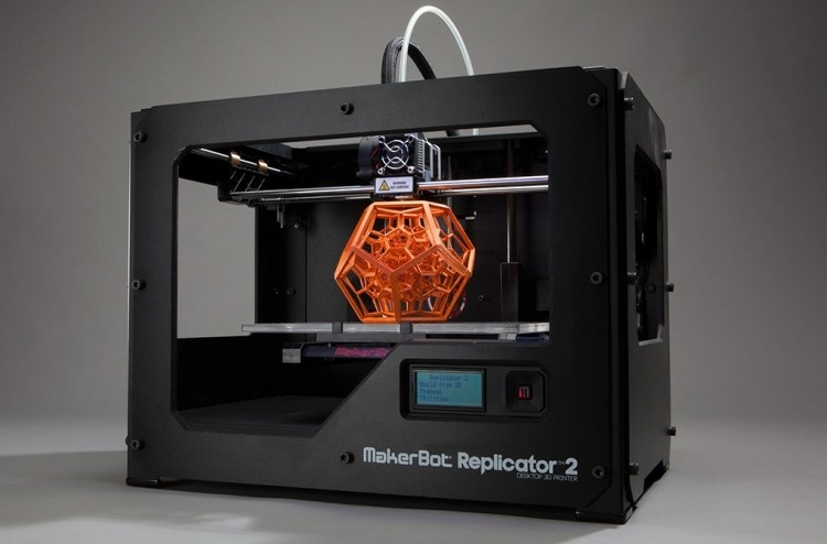 acquisition, makerbot, 3d printer, stratasys