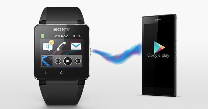 sony, android, app, mobile computing, smartwatch