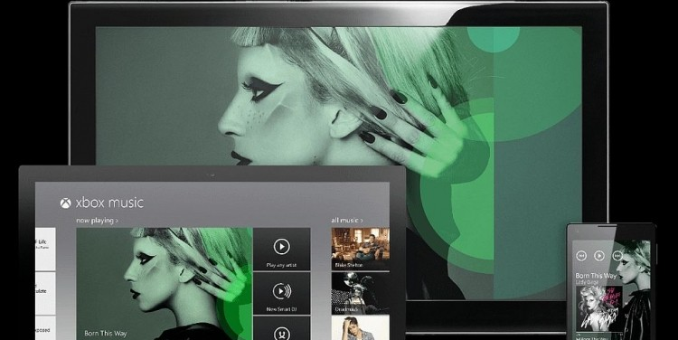 microsoft, android, ios, music, web, zune, mp3, xbox music, music app