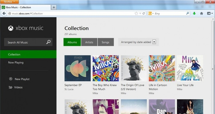 microsoft xbox music android ios music web zune mp3 music app