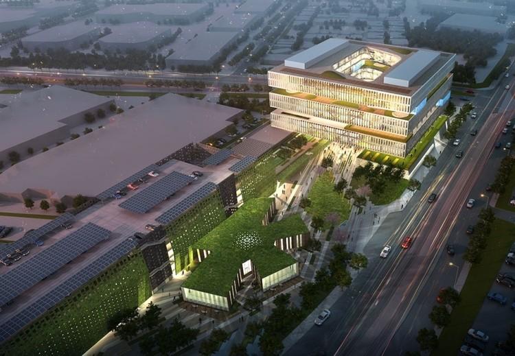 samsung silicon valley campus